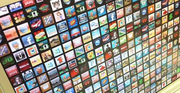 Apple WWDC App Wall inspired Screensaver - Apple'dan geri vites; Flash'l� uygulamalar�n �n� a��l�yor