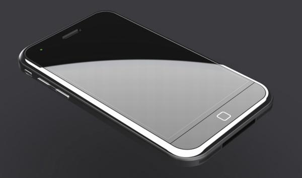 iphone5konsept 1a dh fx57 - S�n�r tan�mayan �inliler iPhone 5'i de �retti!