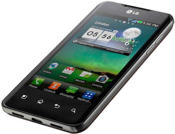 DH Optimus 2x 1 - Nvidia Tegra 2'li LG Optimus 2X, Danimarka'da 483 Euro'dan �n sipari� listesine girdi