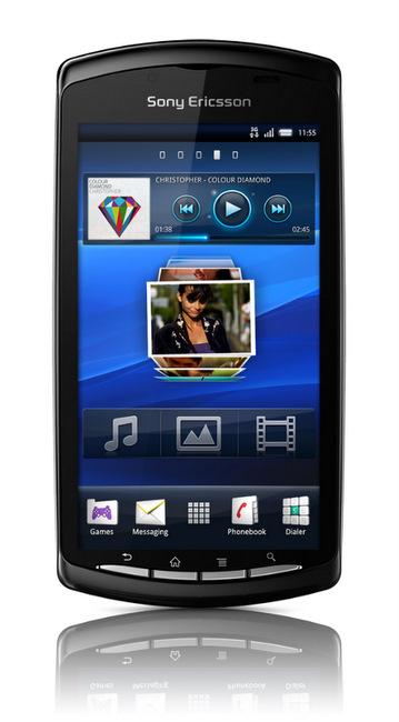 DH SonyEricsson Xperia Play launch 2 - PlayStation sertifikal� Sony Ericsson Xperia Play 11 �lkede sat��a sunuldu