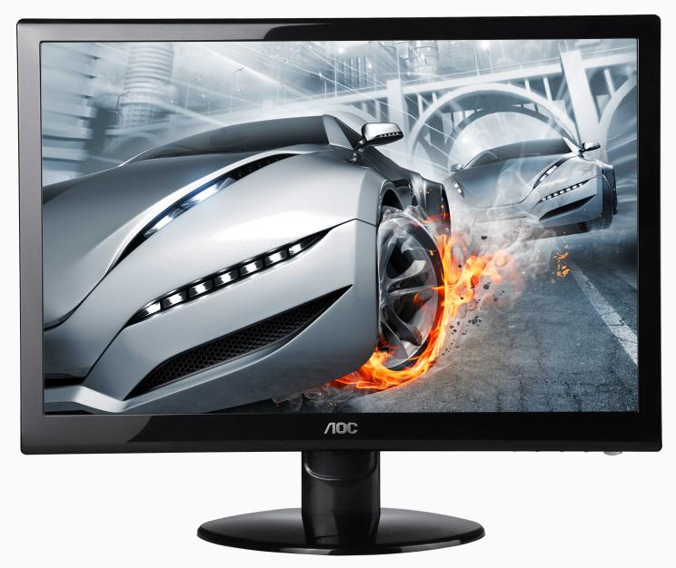 AOC'den LED arka aydınlatmalı 27-inç Full HD monitör: e2752Vh