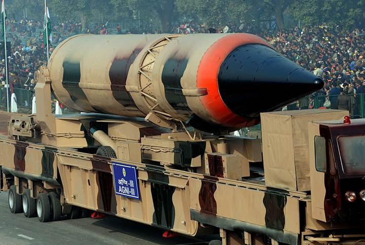 hindistan nükleer silah ile ilgili görsel sonucu