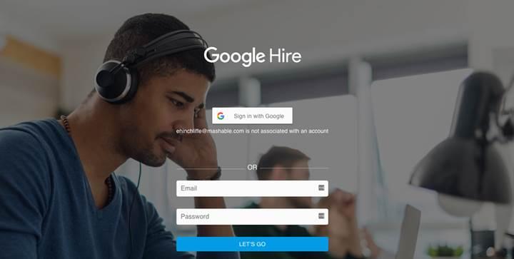 Google'ın İş Arama Hizmeti Google Hire Geliyor!