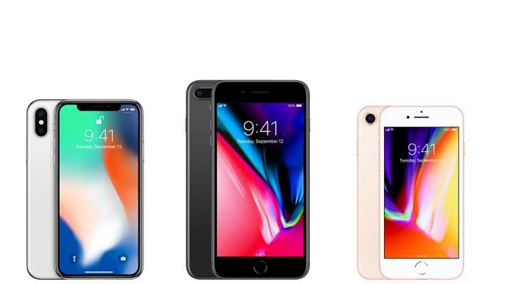 iPhone X ve iPhone 8 Plus üretimi artıyor, iPhone 8 azaltılıyor