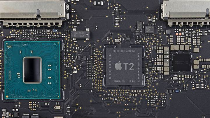 Yeni model Mac'ler özelleştirilmiş yardımcı işlemci teknolojisine sahip olabilirler.