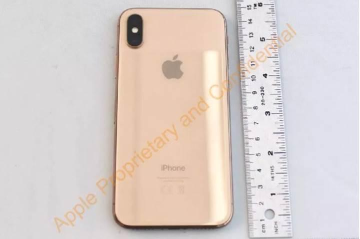 Altın renkli iPhone X ortaya çıktı
