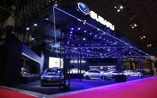 Subaru Tokyo Otomobil Fuarı standı
