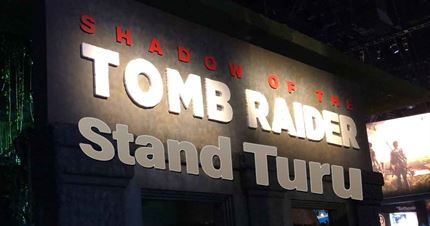 Shadow of the Tomb Raider stand turu
