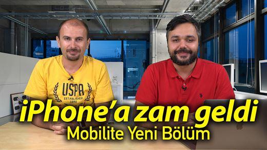 Mobilite: iPhone'a zam geldi