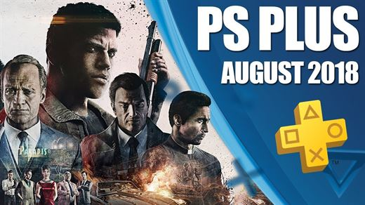 Playstation Plus August 2018 reveal free games
