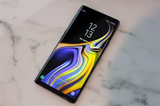 Galaxy Note 9, dünyanın en iyi ekran deneyimi sunan telefonu oldu!