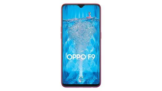 Küçük çentiği ile dikkat çeken Oppo F9 tanıtıldı