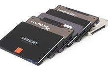 GB / $ ratio will be HDD in SSDs