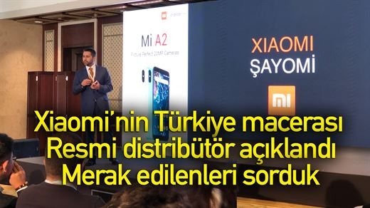 Xiaomimi Announced Official Distributor of Turkey Announced