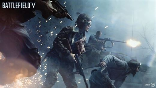 "Here's Battlefield 5's Gamescom Promotion Video's ""Battle Royale Seen"""