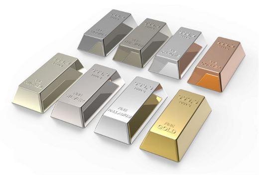 Dünyanın en sert metali: platin-altın alaşımı