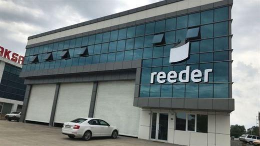 Reeder, Samsun'daki fabrikasında yerli üretime başlıyor