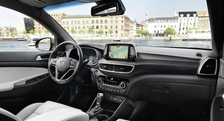 Dizel Motorlu 2019 Hyundai Tucsonun Türkiye Fiyatı Belli Oldu