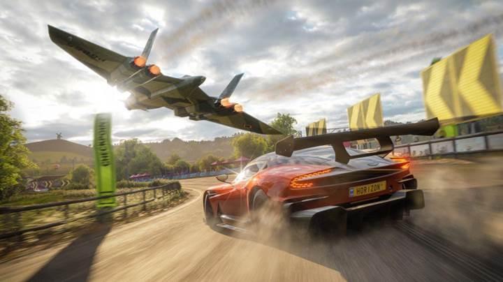 Microsoft Un Yeni Oyunu Forza Horizon 4 E şimdiden 450 Den Fazla Araba Ekleneceği Bilgisi