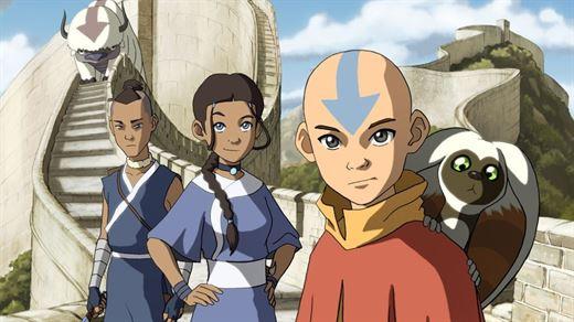 Netflix, Avatar: The Last Airbender dizisi çekiyor