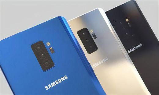Samsung'un dört kameralı telefonu devrim yapabilir