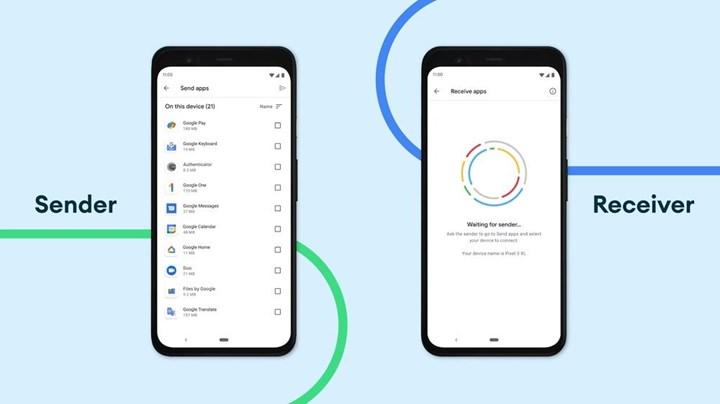 android uygulama paylaşımı ile ilgili görsel sonucu