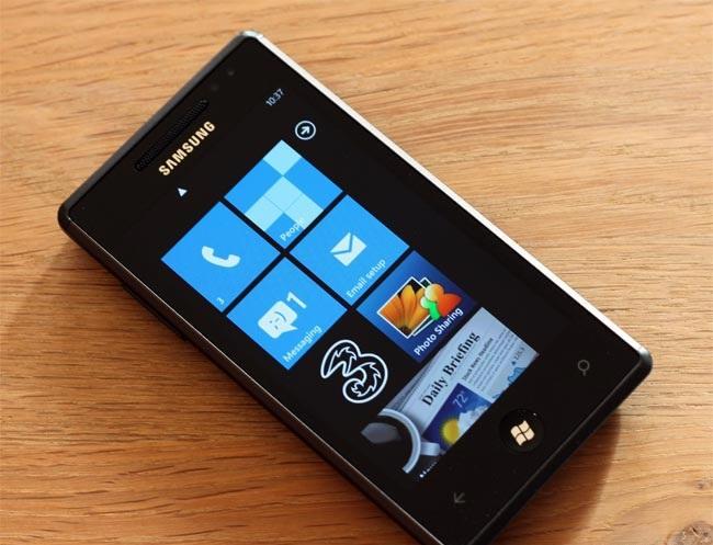 Постоянная ссылка Windows Phone 7 Marketplace достиг отметки 10000 приложен