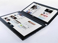 Acer çift ekranlı dizüstü bilgisayar Iconia TouchBook'u Nisan ayında satışa sunuyor