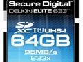 Delkin'den 95MB/saniye okuma hızı sunan SDXC bellek kartı