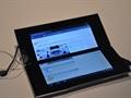 IFA 2011: Sony'nin çift ekranlı tablet bilgisayarı sahneye çıktı