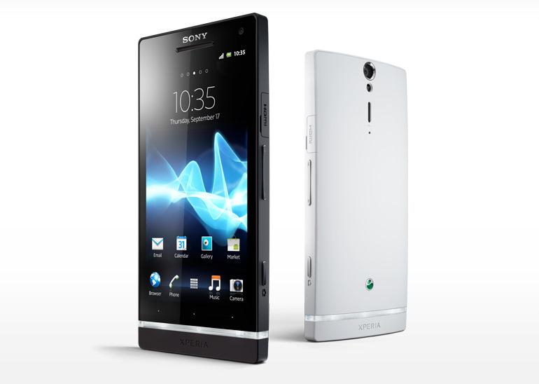 Sony xperia s modelinin küresel çapta dağıtımına başladı