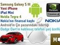 Mobilite: Akıllı telefon ve tabletlerden en son haberler