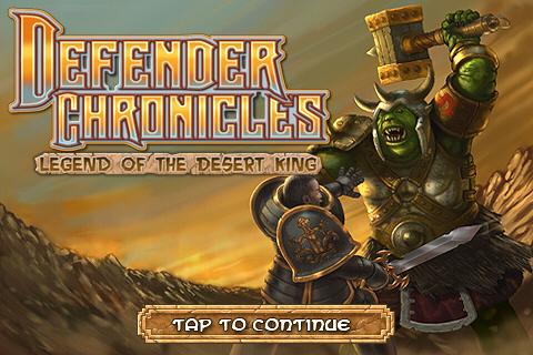 Defender Chronicles II: Heroes of Athelia' ufukta göründü