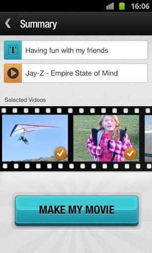 Magisto Video Editor Maker for Android - Free download