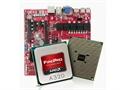 AMD FirePro APU'lar ve anakartların satışı başladı
