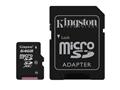 Kingston, 64 GB kapasiteli microSDXC Class 10 bellek kartını satışa sunuyor