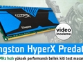 Kingston HyperX Predator 8GB DDR3 2666MHz bellek kiti video inceleme