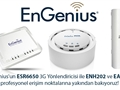 EnGenius ESR6650, ENH202 & EAP350 Video İnceleme