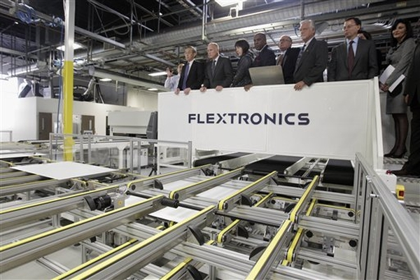 flextronics deciding on a shop floor system A system for utilizing data from the shop floor to maintain and communicate status information on shop orders and work centers shop floor control: major functions 1.