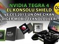 Nvidia Tegra 4, yeni el konsolu Shield ve süper mobil işlemcilere ait her şey