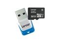 Lexar'dan 90MB/sn okuma hızına ulaşabilen microSD UHS-I bellek kartları