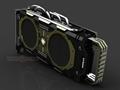 Colorful GeForce GTX 660 Glorious Mission tasarımıyla dikkat çekiyor