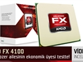 "AMD FX-4100 video inceleme ""Ekonomik Bulldozer testte"""