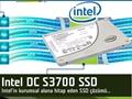 Intel DC S3700: Intel'in yeni kurumsal SSD'si test masamızda!
