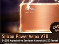 Silicon Power Velox V70 240GB SSD video inceleme