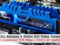 G.Skill Ripjaws X 16GB DDR3 1600MHz video inceleme