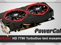 PowerColor HD7790 TurboDuo video inceleme