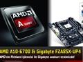 AMD A10-6700 APU & Gigabyte F2A85X-UP4 Anakart video inceleme