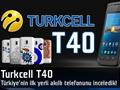 """Turkcell T40 video inceleme """"Türkiye'nin ilk yerli akıllı telefonu"""""""