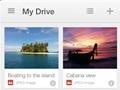 Google Drive uygulaması güncellendi